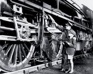 'Princess Louise'  LMS  1938.
