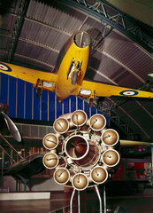 The Whittle 1 Jet Propulsion Engine  Flight Gallery  Science Museum  1995.