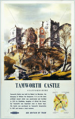 'Tamworth Castle'  1965.