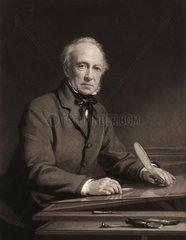 Samuel Cousins  British printmaker  1883.