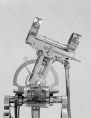 Telescope with equatorial mounting  attribu