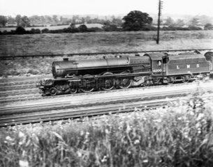 'The Princess Royal' 4-6-2 locomotive No 62