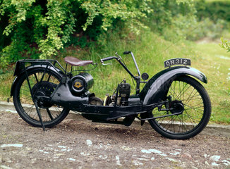 Ner-a-Car motor bicycle  1925.