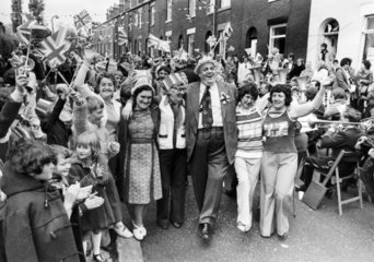 Cyril Smith  British politician  c 1980s.