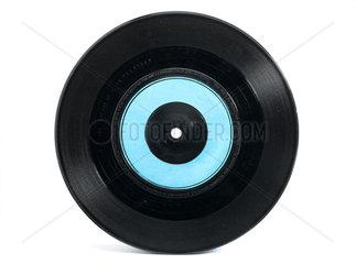 Vinyl 45 rpm record  1983.