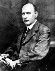 Alfred Smetham  English chemist  c 1900.