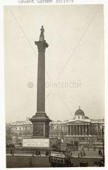 Trafalgar Square  1915.