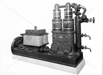 Generating Set with Willans Compound Engine  1887.