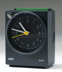 Braun Voice Control Alarm Clock  1984