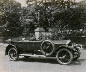 6 cylinder open tourer