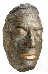 Maori tattoos  New Zealand  1851.