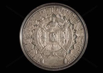Paris Exposition medal  1855.