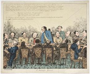 'A Scientific Annual'  1837.