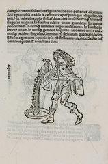 The constellation of Aquarius  1488.