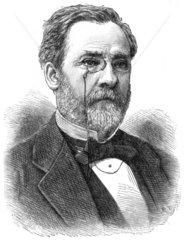 Louis Pasteur  1884.