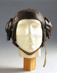Flying helmet  Air Ministry  c 1941.