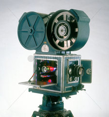 Technicolor three-colour 35mm camera  c 1955.