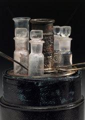 Water testing apparatus  1867-1904.