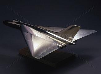 Avro Vulcan  experimental model  c 1950s.