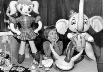 Toyland  January 1964.