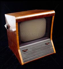 Television set  c 1946.
