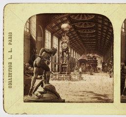 'Galerie D'Iena'  1873 .