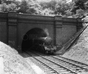 Welwyn North Tunnel  1959.