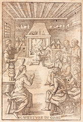 Course lecture in chemistry  1657.