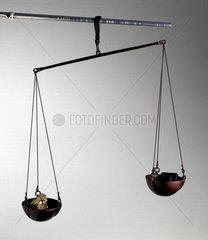 Ancient Roman balance.