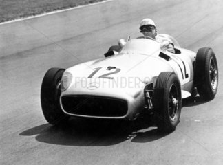 Stirling Moss  c 1950s.