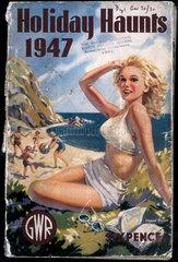 Great Western Railway 'Holiday Haunts' brochure  1947.