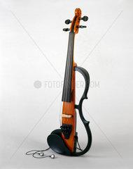 'Silent violin'  1997-1999.