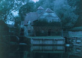 Watermill  c 1912-1915.