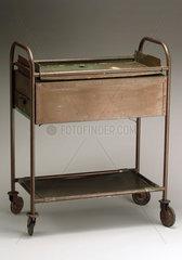Hawkins Electric Hostess food trolley  c 1948.