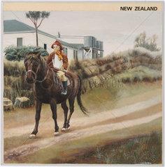 'New Zealand'  1967.