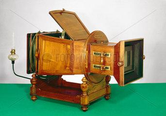 Megalethoscope  1862.
