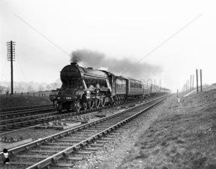 'Cameronian' steam locomotive  Class A3 4-6