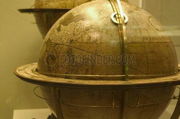 (George III - Globe)  Science Museum  London  2007.