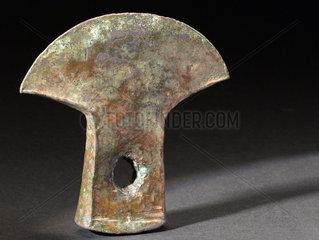 Bronze axehead  Ecuador.