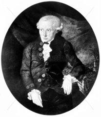 Immanuel Kant  German philosopher  late 18th century.