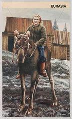 'Eurasia'  1967.