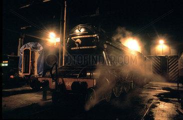 Flying Scotsman  26 September 1992.