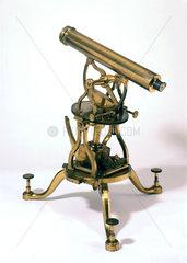 Dollond refracting telescope  1790-1810.
