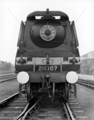 Southern Railway West Country Class 4-6-2 s