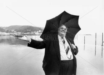 Cyril Smith  British politician  September 1981.