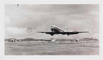 Jet airliner  c 1955.