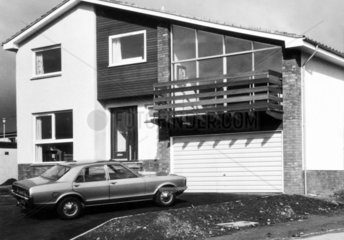 House  Scotland  November 1975.