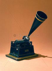 Edison Gem phonograph  1903.