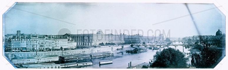 Parisian panorama  c 1842.