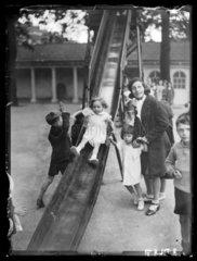Children's playground  1936.